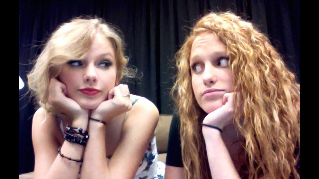 Taylor Swift And Abigail Anderson Bff Youtube