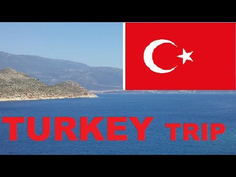 TURKEY AND GREECE ISLAND TRIP 2016 JULY /VLOG/