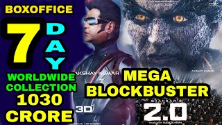 Bahubali 2 vs 2.0 14th day box office collection