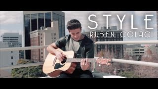 Style - Taylor Swift - Cover by Ruben Colaci