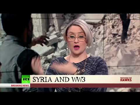 WWIII & Cardi B   Watching The Hawks on RT America  