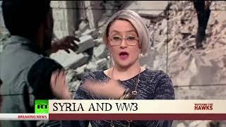 WWIII & Cardi B | Watching The Hawks on RT America |