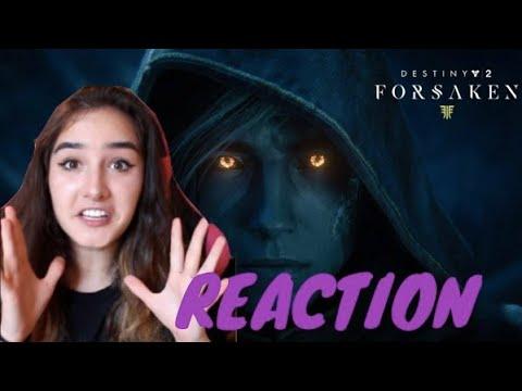 Destiny 2: Forsaken Launch Reaction Video! |
