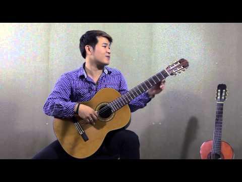 học guitar cổ điển tại kienthuccuatoi.com