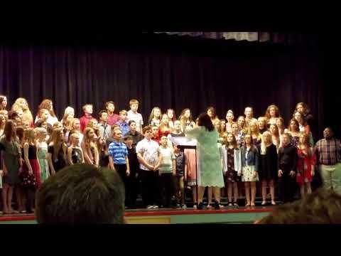 Murphysboro Middle School Spring Concert