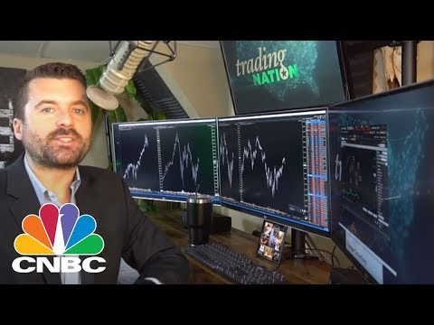 Stocks Could Be Headed Lower, According To One Trader | Trading Nation | CNBC