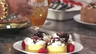 Cool Whip Mini Trifle Cakes