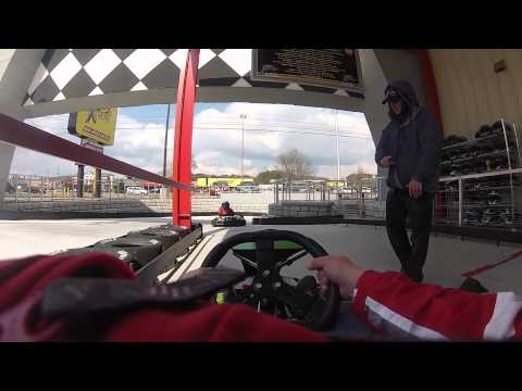 Xtreme Go Kart in Pigeon Forge 40mph Go Pro Hero 3