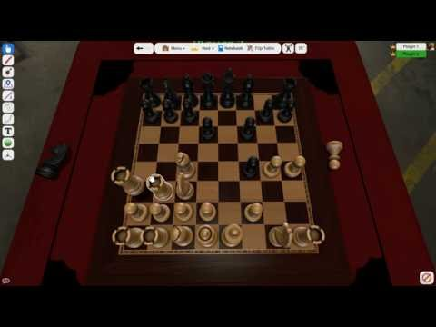 Tabletop Simulator | Chess Hot Seat - ICON FOR HIRE SOUNDTRACK