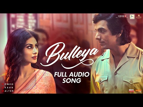 Bulleya | Full Audio Song | Rabbi Shergill | Shahid Mallya | RAW | John Abraham | Mouni R | Jackie S