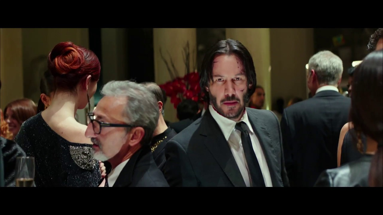 John Wick: Chapitre 2: Bande-annonce teaser