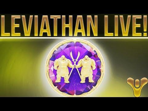 🔴 LIVE! Sunday/Funday Leviathan Raid Runs. (Yes I Still Want a Midnight Coup)