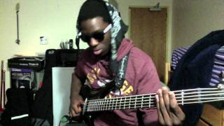 Odessa - Animals as Leaders Bass Cover