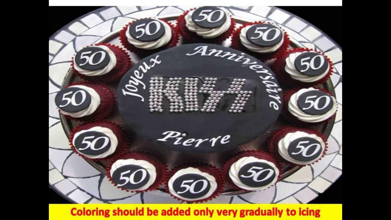 50th Birthday Party Cakes 50th Birthday Cake Ideas