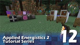 Applied Energistics 2 Tutorial #12 - Tools
