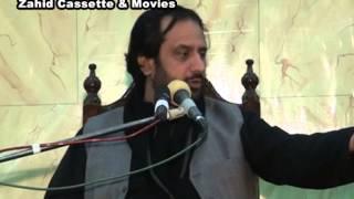 zakir saqlain ghallu bab-ul-hussain D.G khan shadat bibi fatima zehra AS 2013