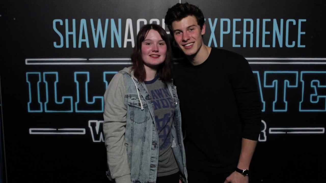 Shawn mendes meet and greet tickets gallery greetings card design i met shawn mendes vip experience illuminate tour oslo 2017 youtube m4hsunfo