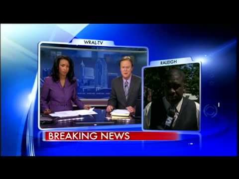 WRAL TV Breaking News Cameron Village Shooting Noon News