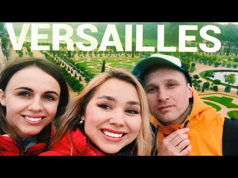 VERSAILLES : MUSICAL FOUNTAINS AND GARDENS