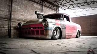 Мужик сделал крутой авто(Хот Род 500 л.с.) из старого фургона