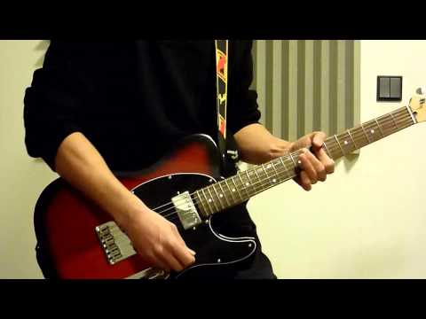 The Rolling Stones - Love Is Strong - Guitar Cover