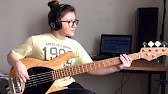Brandy Sittin Up In My Room Bass Cover Youtube