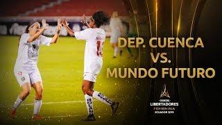 Deportivo Cuenca 5-1 Mundo Futuro | CONMEBOL Libertadores Femenina 2019
