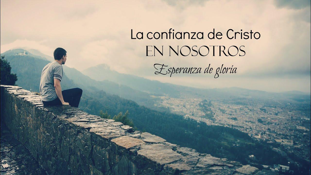 Resultado de imagen para confianza en cristo
