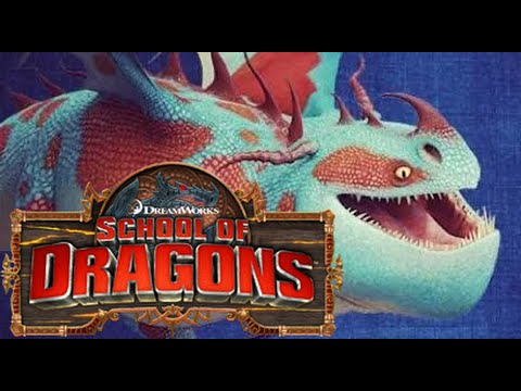 School of Dragons: Dragons 101 - The Snafflefang - YouTube