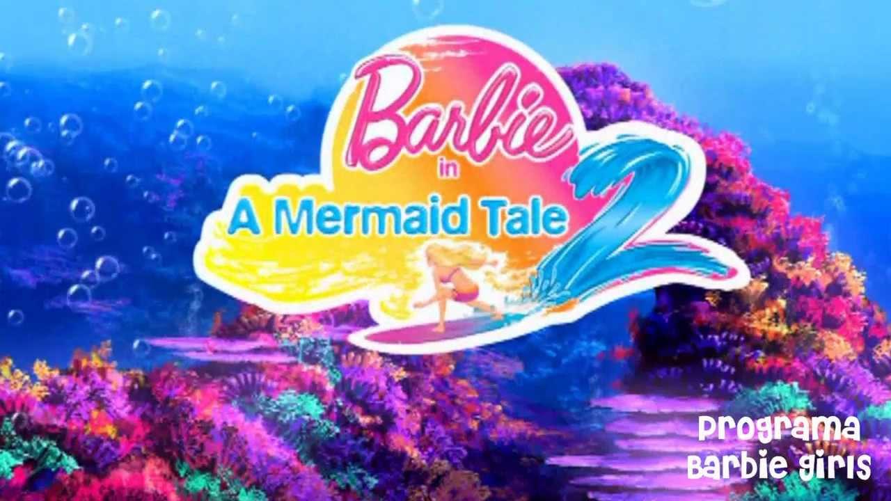 Barbie em Vida de Sereia 2 - Trailer BR DUBLADO (HD)