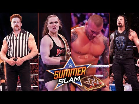WWE SummerSlam 2019: The Return Of Ronda Rousey And 5 Potentially Huge Surprises