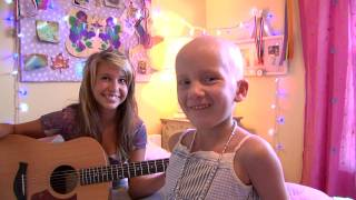 """Special Request: 13-year-old Abby Miller performs """"When I Look at You"""" by Miley Cyrus 4 Taylor Love"""