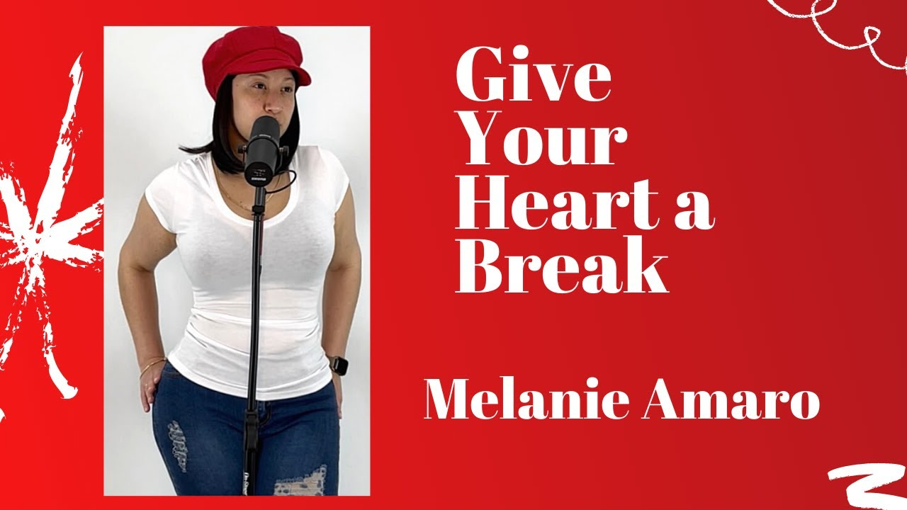 Demi Lovato - Give Your Heart a Break ( Melanie Amaro Cover )