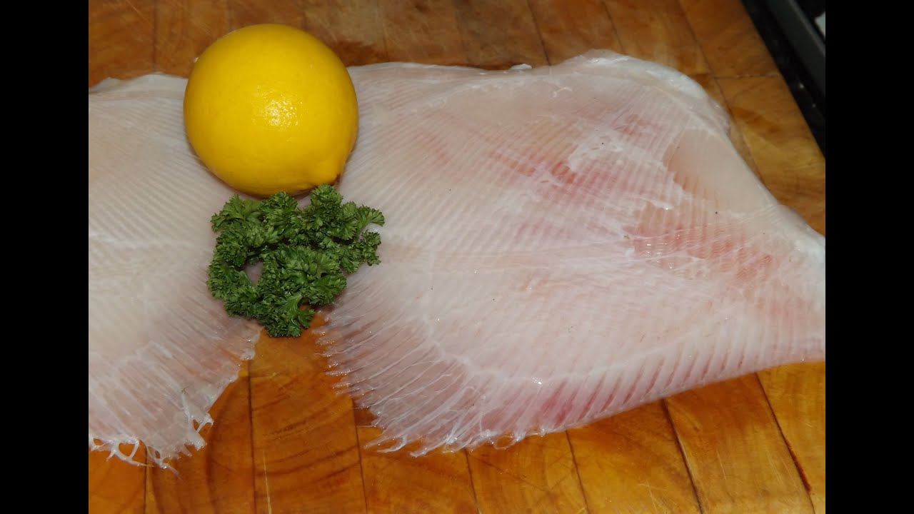 how to cook skate ray wings skate with black butter youtube