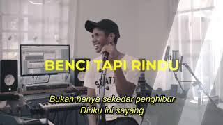Download Lagu Benci Tapi Rindu   Pance Pondaag  Cover by My Marthynz   Reggae  LYRICS mp3