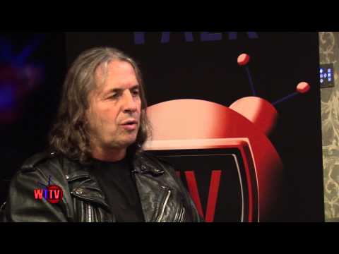 Bret Hart shoots on Hogan, Bischoff, Russo and Styles - Shocking must see video!