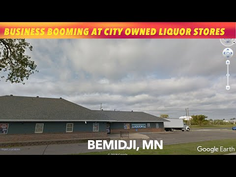 Business Booming At City Owned Liquor Stores In Minnesota