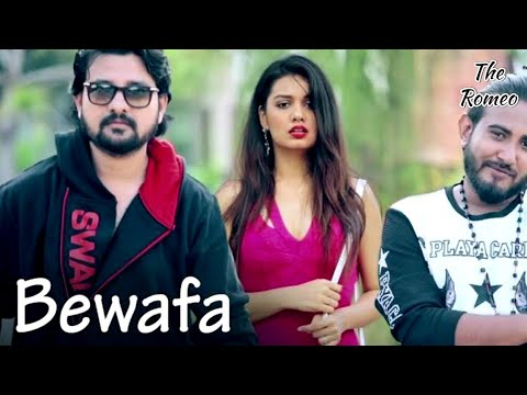 Bewafa - Siddharth Bhatt | Mack The Rapper || WhatsApp Status || The Romeo