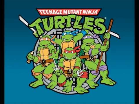 Teenage Mutant Ninja Turtles Theme 10 Hours