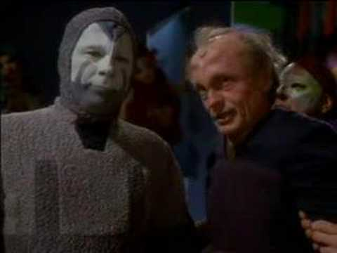 "Michael McKean in Star Trek Voyager, ""The Thaw"""