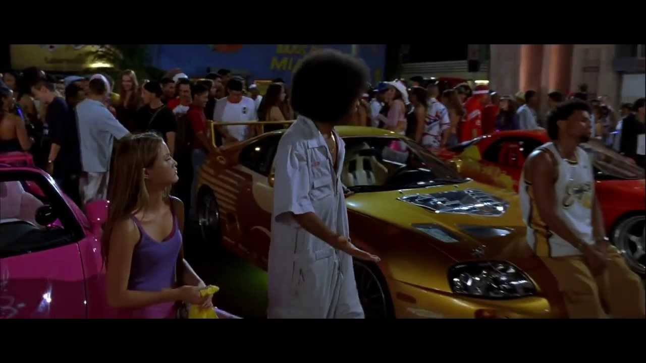 Illegal Street Racing Paul Walker And Skyline In