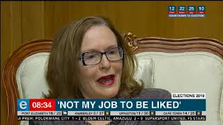 39Not my job to be liked39 - Helen Zille