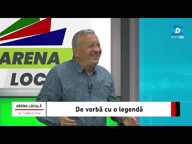 ARENA LOCALĂ - invitat Ion Constantinescu   14 Mai 2021
