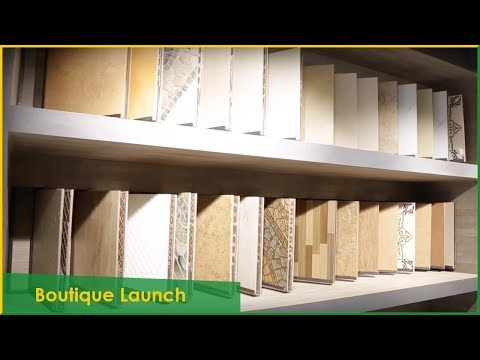 Orient Bell Tile Boutique Launch | Greater Kailash, New Delh