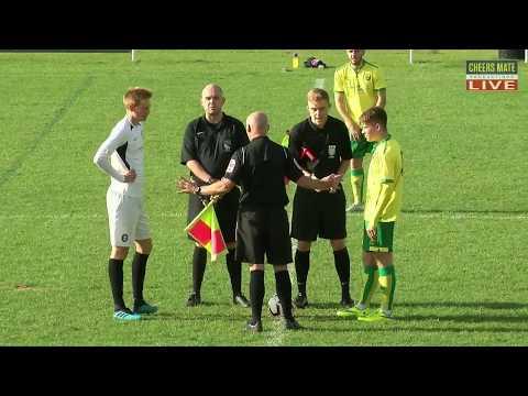 LIVE FOOTBALL: NORWICH CITY CSF V FC MALAGA CITY