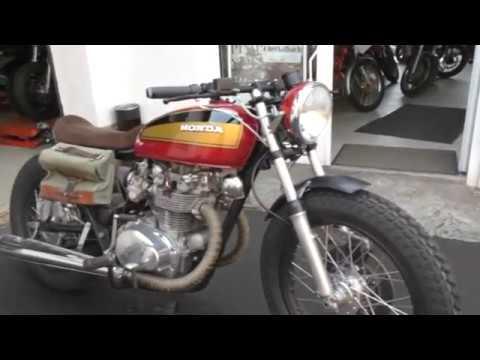 42 Honda Tracker CB 450