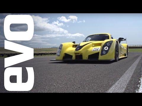 Radical RXC Turbo 500 - faster than a McLaren P1? | evo LEADERBOARD