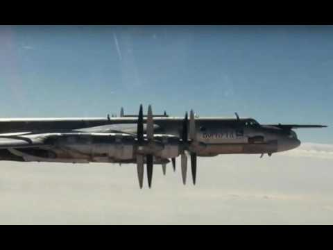 Russian Bombers Again Fly Close to Alaska