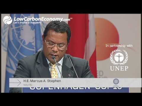 Nauru - High Level Segment - COP 15