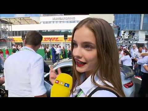 Barbara Palvin: Who is the Sexiest F1 driver? Hungarian GP 2018 thumbnail